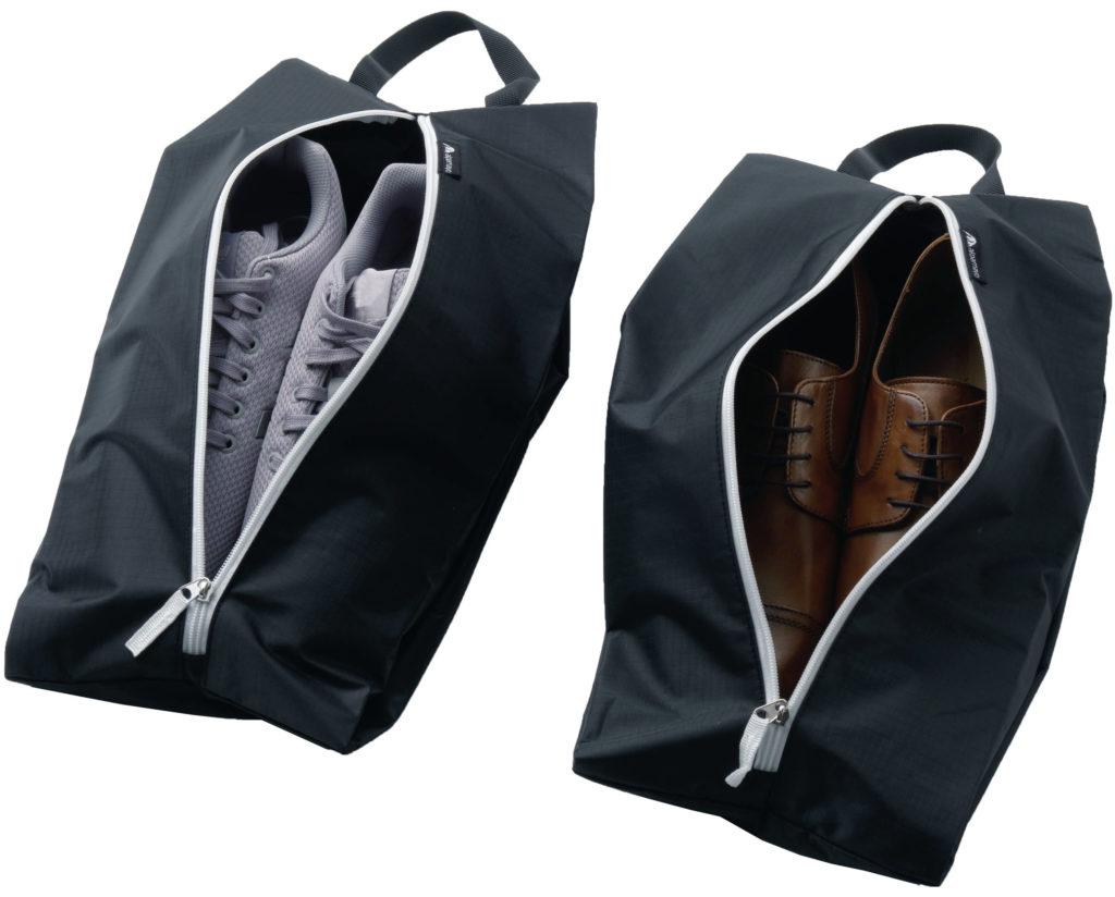 Schuhtasche: Im Handgepäck Schuhe transportieren