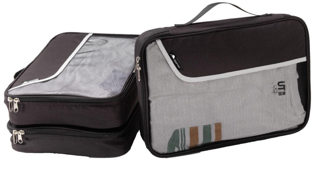 Business Reisetasche für Hemd und T-Shirt mit Netz